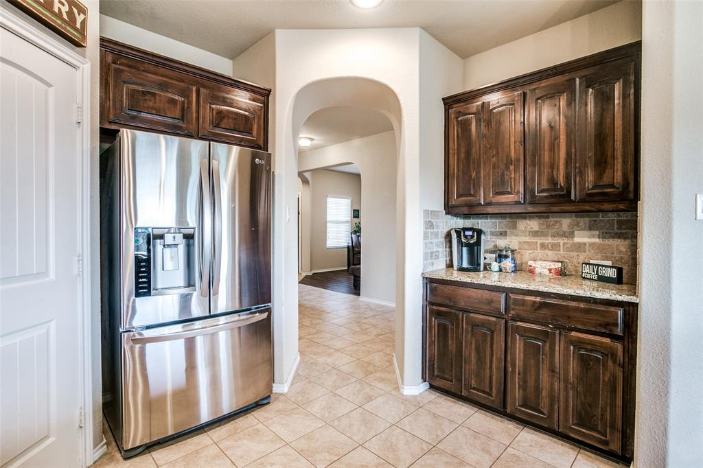 Active Option Contract | 13816 Horseshoe Canyon Road Fort Worth, Texas 76262 5