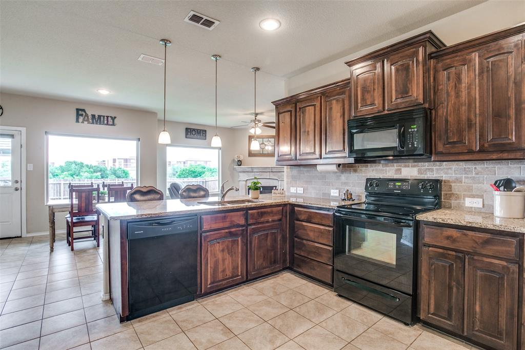 Active Option Contract | 13816 Horseshoe Canyon Road Fort Worth, Texas 76262 7
