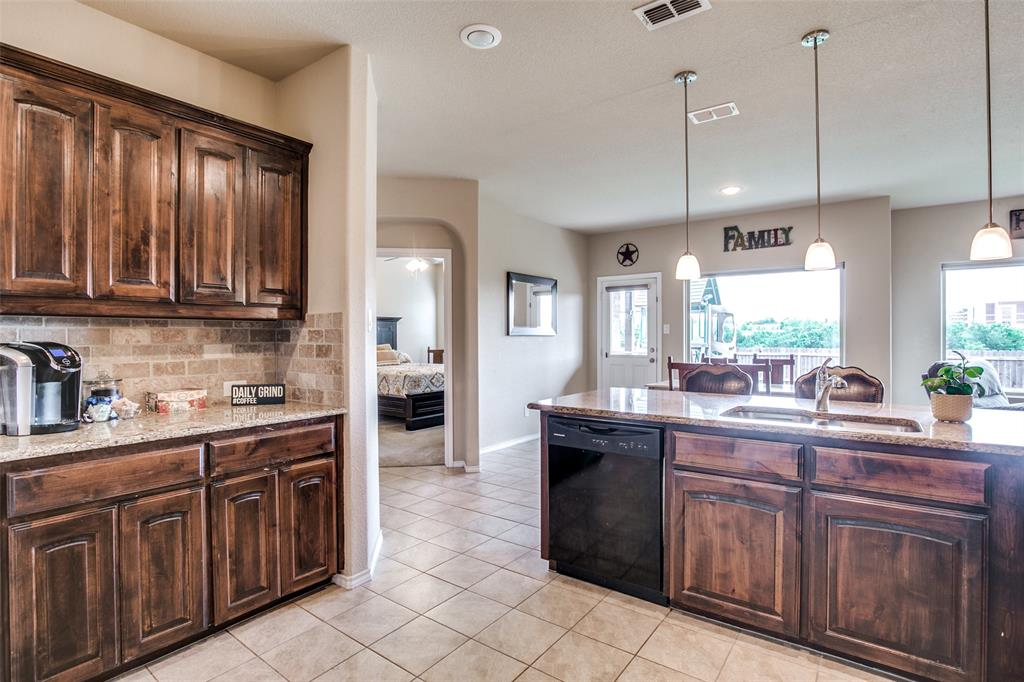 Active Option Contract | 13816 Horseshoe Canyon Road Fort Worth, Texas 76262 8
