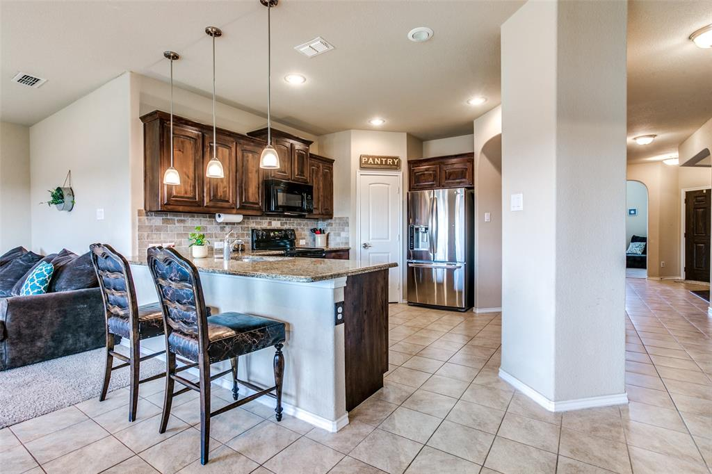 Active Option Contract | 13816 Horseshoe Canyon Road Fort Worth, Texas 76262 9