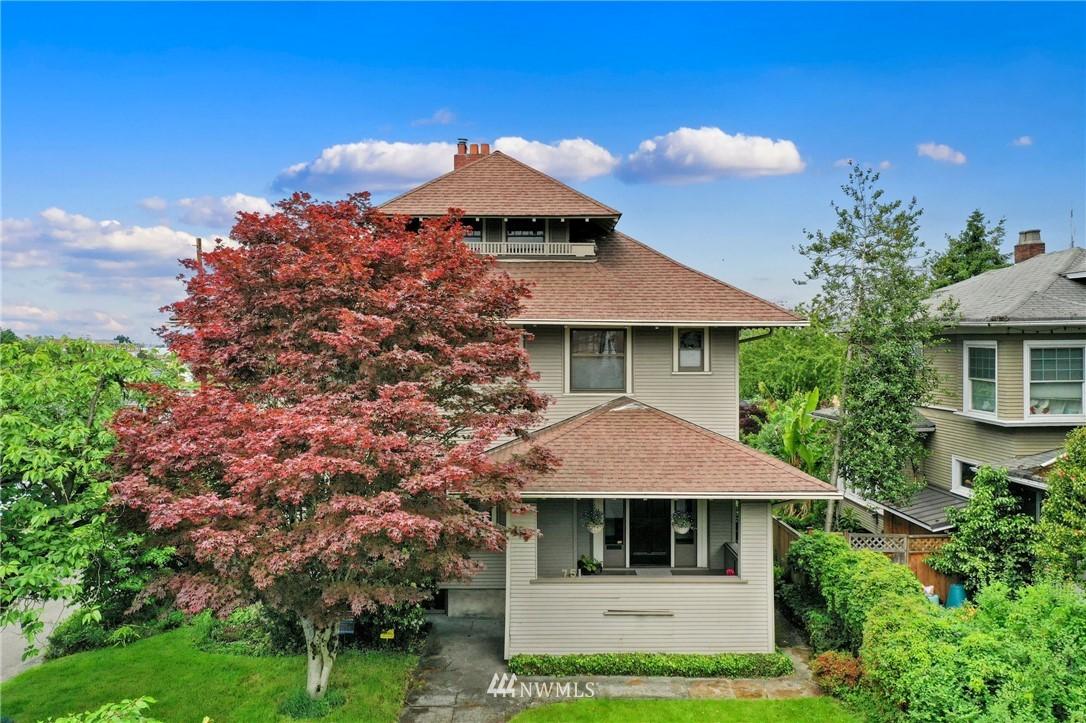 Sold Property   751 31st Avenue Seattle, WA 98122 36