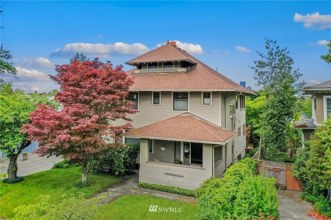 Sold Property   751 31st Avenue Seattle, WA 98122 2