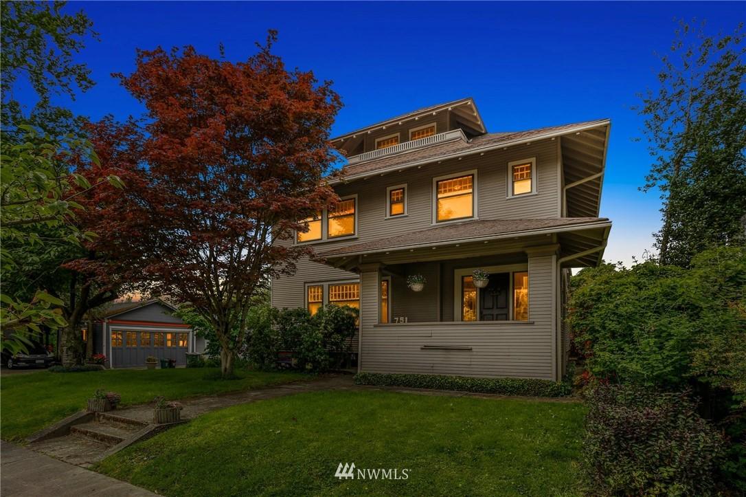 Sold Property   751 31st Avenue Seattle, WA 98122 0