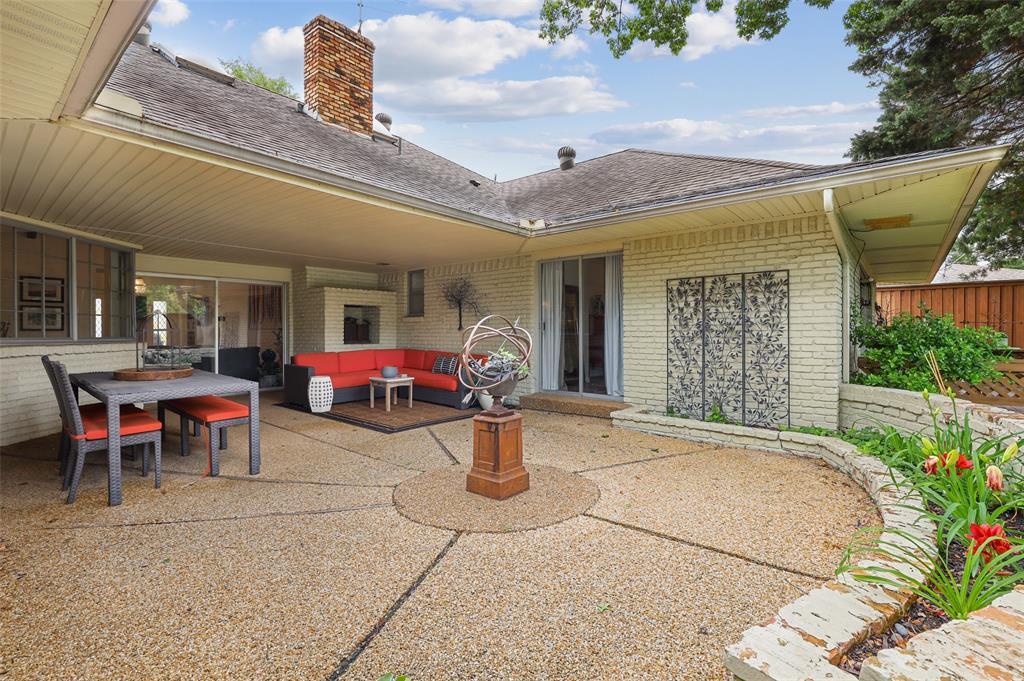 Dallas Luxury Real Estate | 7450 Overdale Drive Dallas, Texas 75254 32