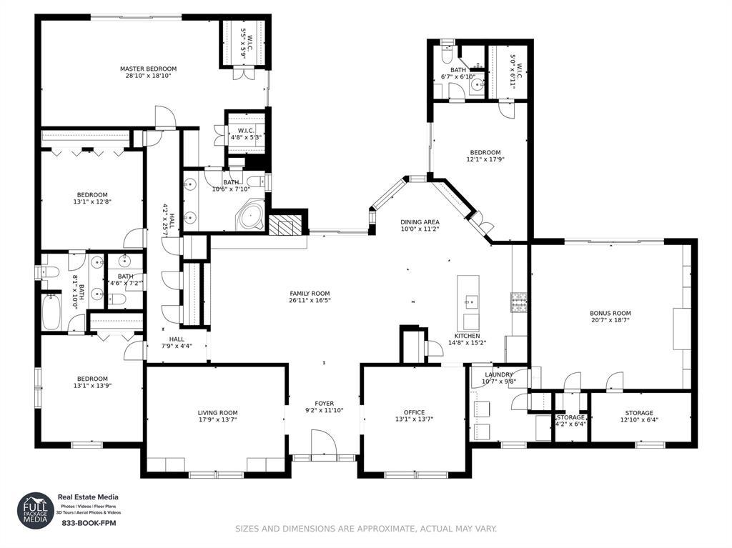 Dallas Luxury Real Estate | 7450 Overdale Drive Dallas, Texas 75254 40