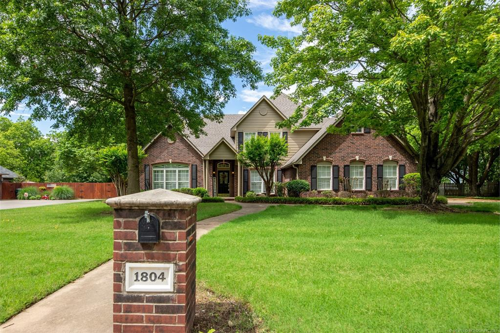 Off Market   1804 Forest Park Drive Claremore, Oklahoma 74017 0