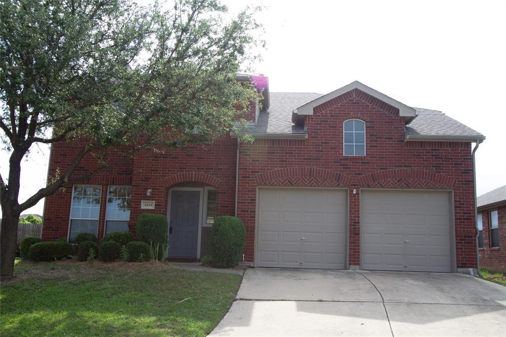 Active Option Contract | 4333 Latigo Circle Fort Worth, Texas 76244 0