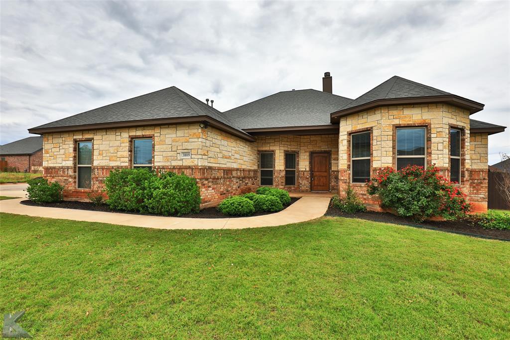 Sold Property | 3809 Timber Ridge Abilene, Texas 79606 1