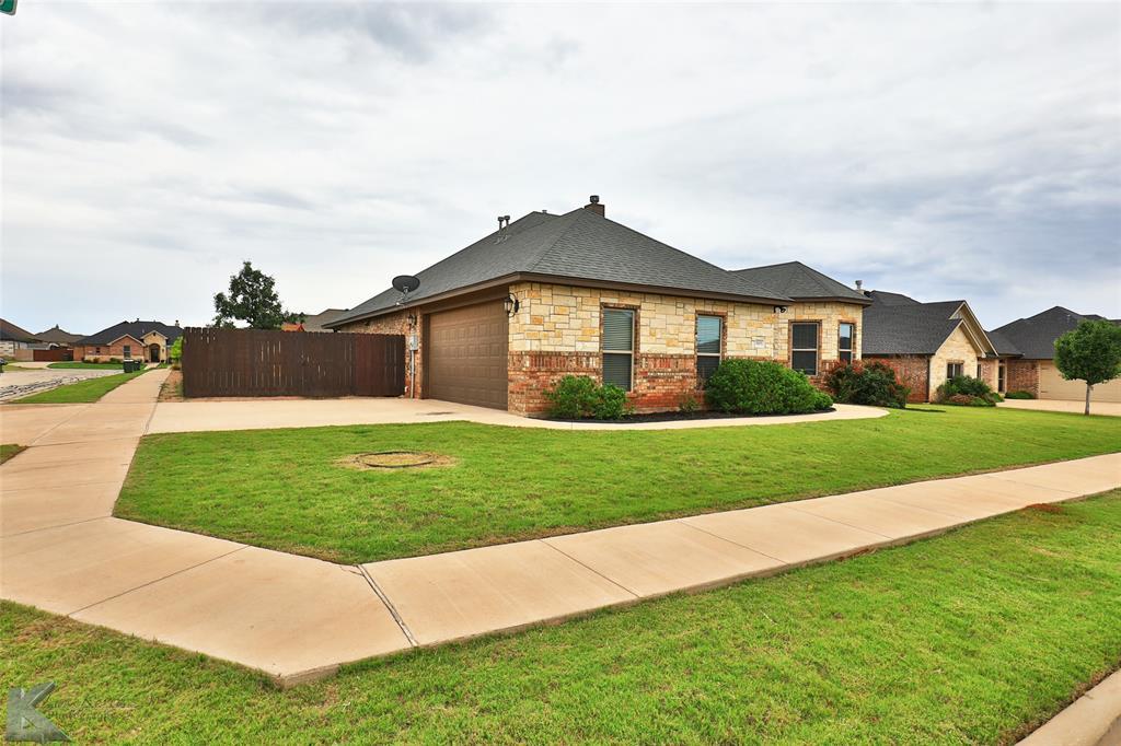 Sold Property | 3809 Timber Ridge Abilene, Texas 79606 3