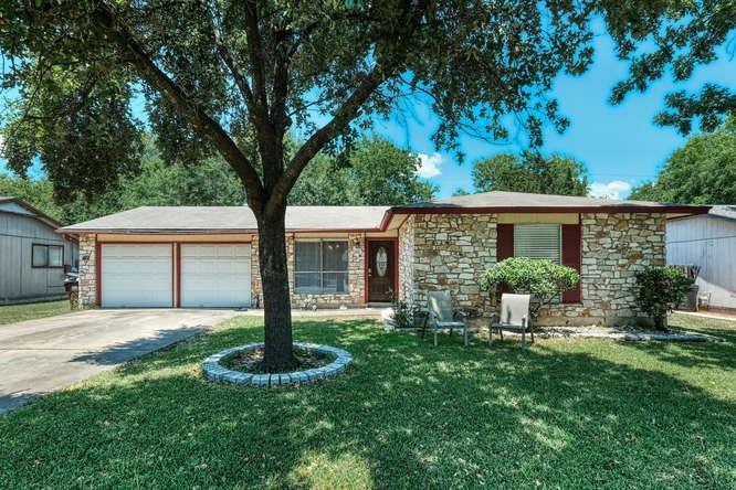 ActiveUnderContract   1406 Glenmeadows Drive Round Rock, TX 78681 0