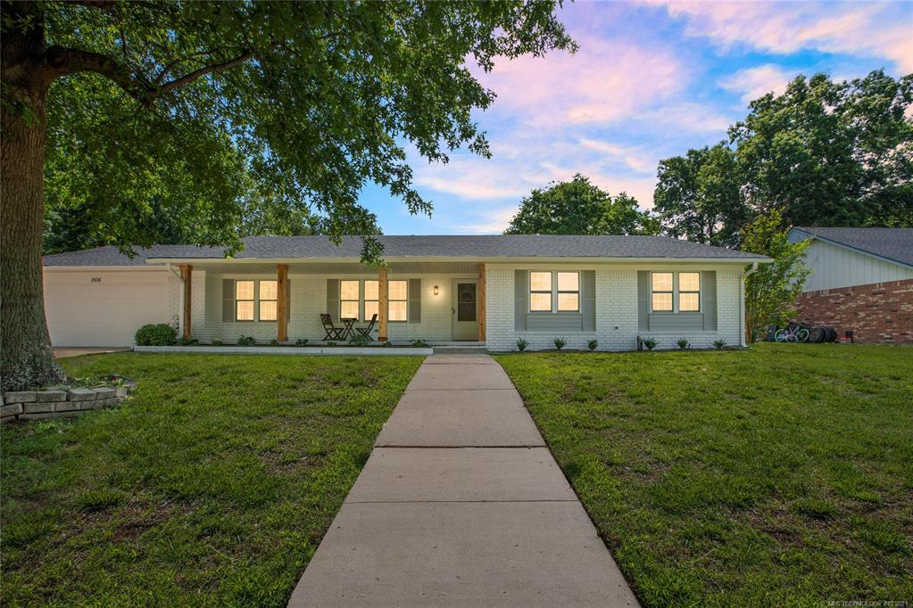 Active | 1506 N Choctaw Avenue Claremore, Oklahoma 74017 0