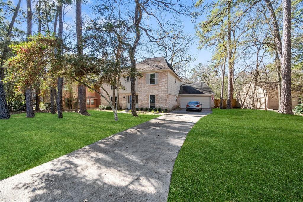 Off Market | 11415 Timberwild Street The Woodlands, Texas 77380 1