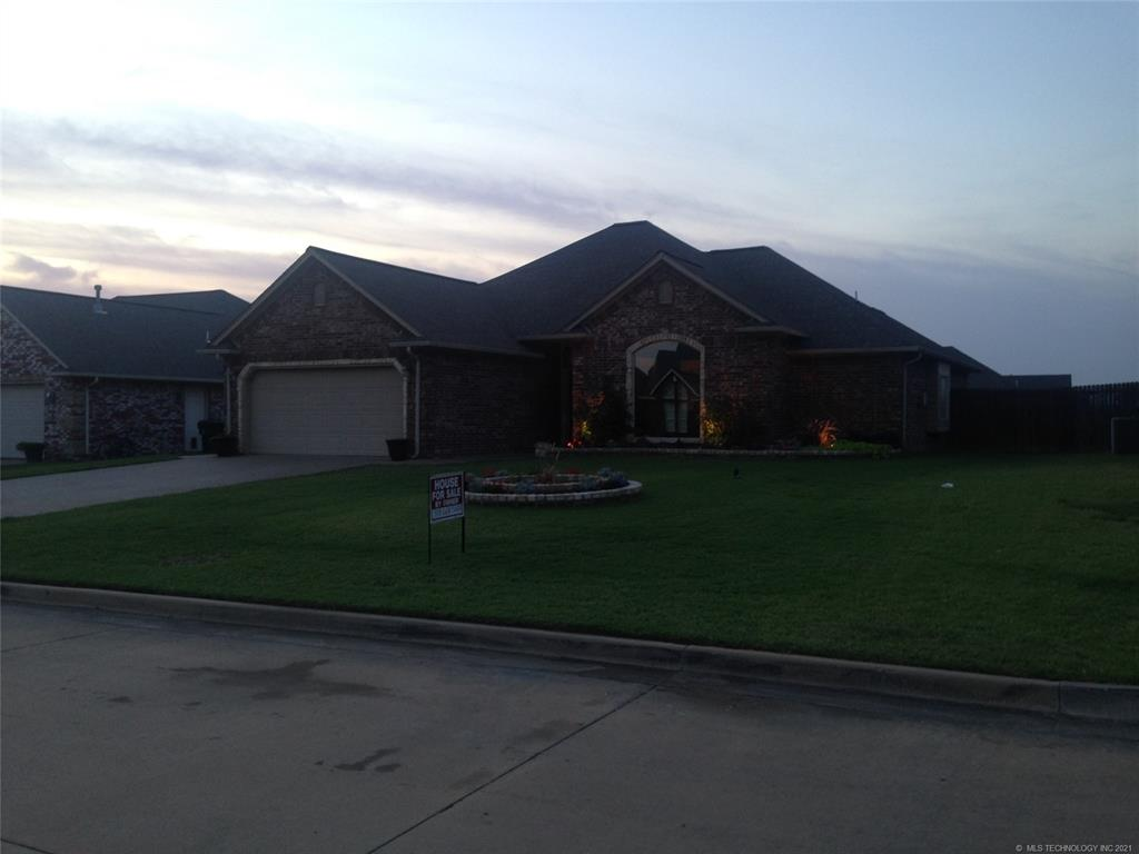 Off Market   508 Valhalla Drive Muskogee, Oklahoma 74403 2