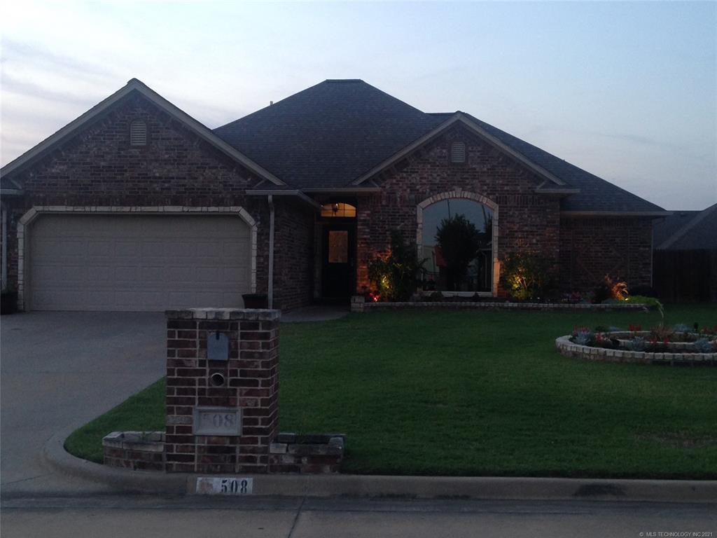 Off Market   508 Valhalla Drive Muskogee, Oklahoma 74403 4