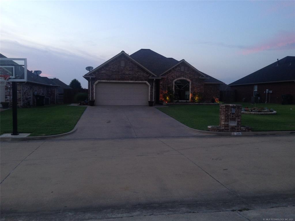 Off Market   508 Valhalla Drive Muskogee, Oklahoma 74403 5