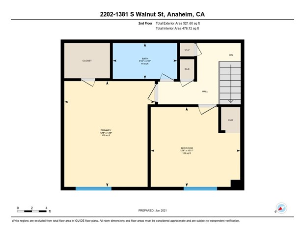 Pending | 1381 S Walnut Street #2202 Anaheim, CA 92802 14