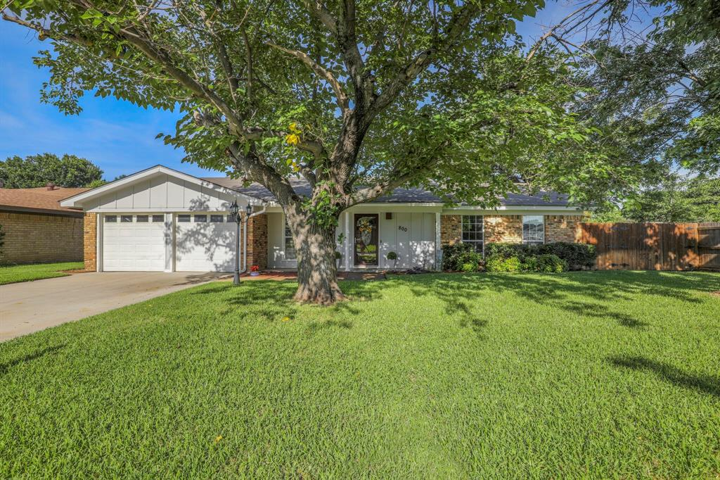 Active Option Contract | 800 Prestwick Street Bedford, Texas 76022 0