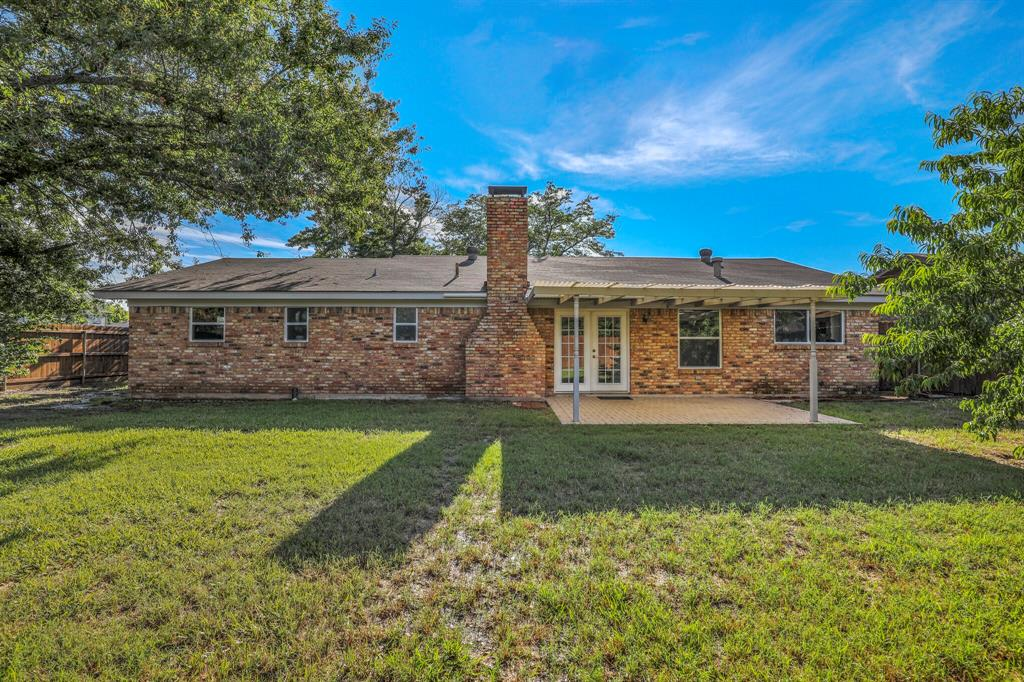 Active Option Contract | 800 Prestwick Street Bedford, Texas 76022 39