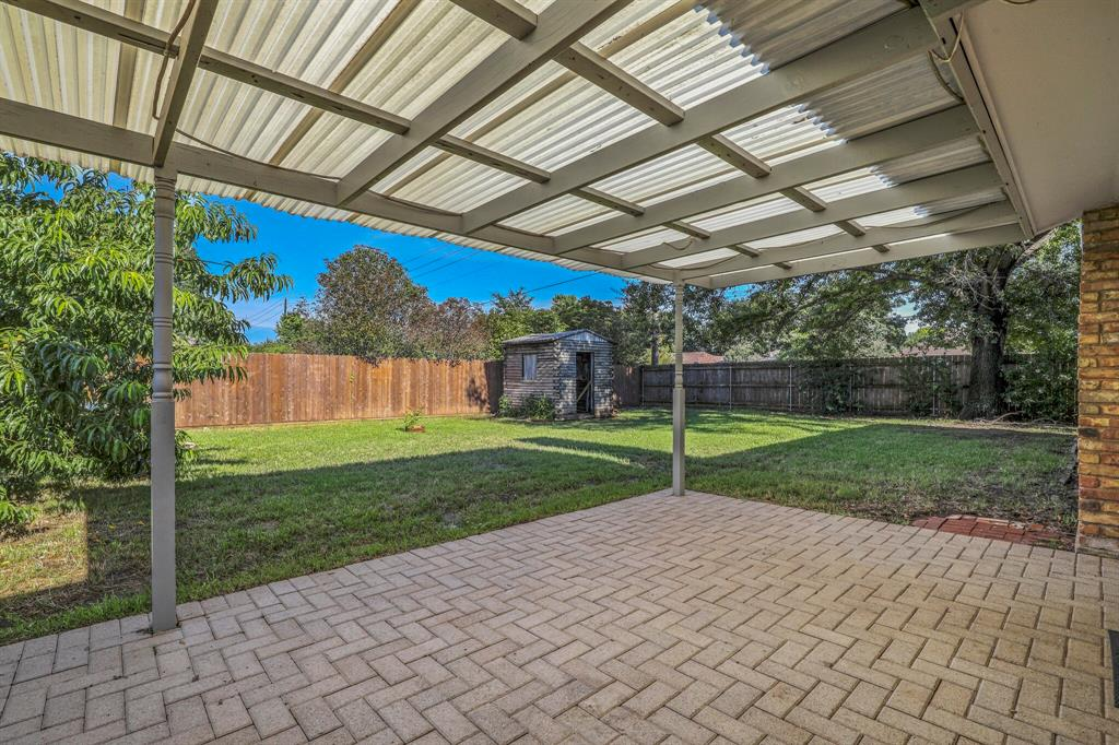 Active Option Contract | 800 Prestwick Street Bedford, Texas 76022 40