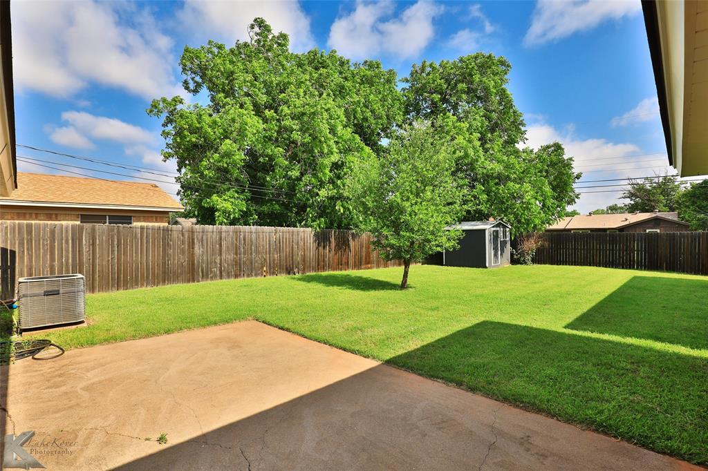 Sold Property | 2942 Edgemont Drive Abilene, Texas 79605 35