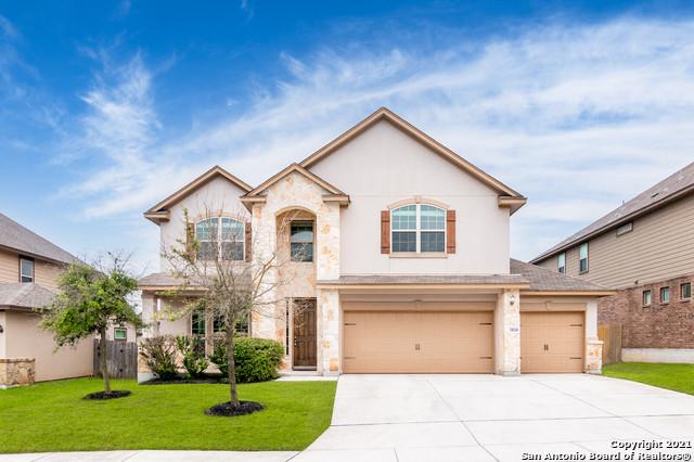 Active Option | 3810 Ox-Eye Daisy San Antonio, TX 78261 1