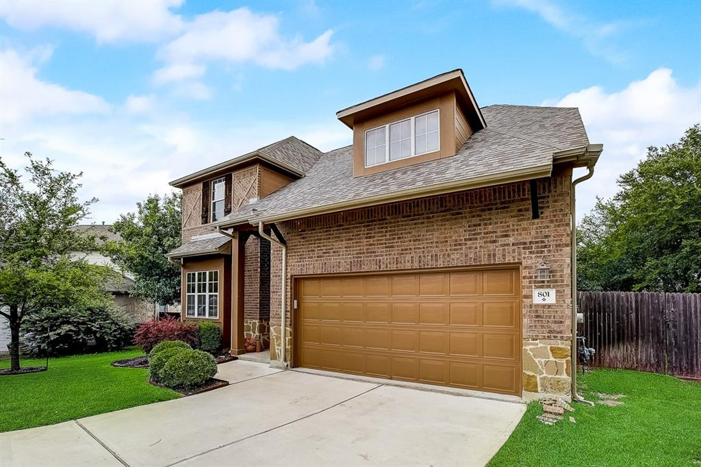 Active | 801 Rusk Road Round Rock, TX 78665 8