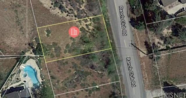 Active | Vac/Ranch Club/Vic Nearside Drive Lake Hughes, CA 93532 0