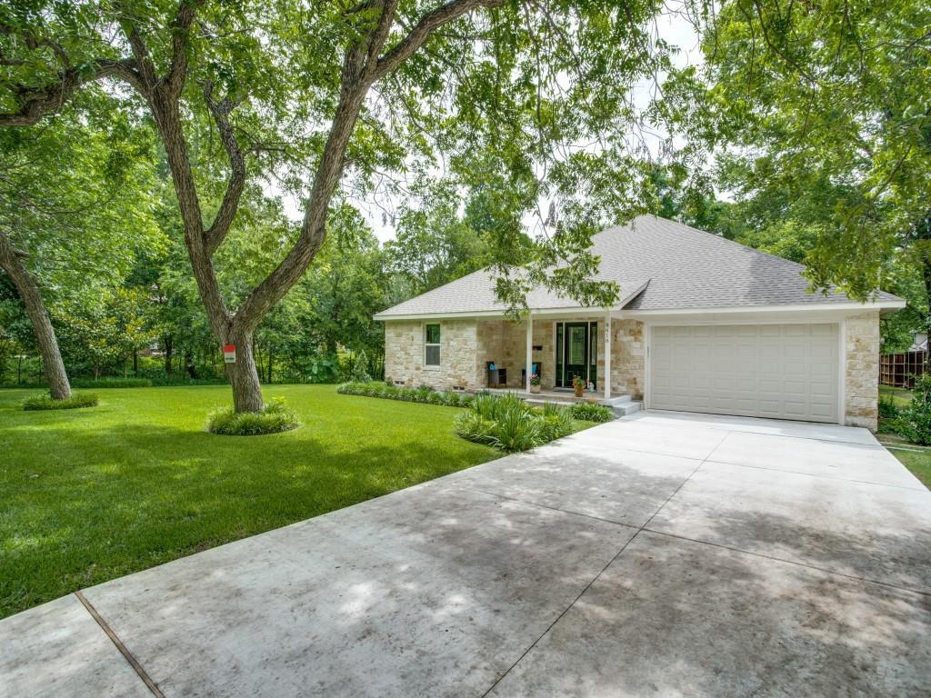 Sold Property   8618 Groveland Drive Dallas, Texas 75218 1
