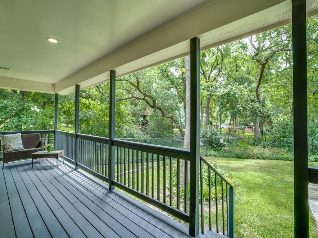 Sold Property   8618 Groveland Drive Dallas, Texas 75218 23