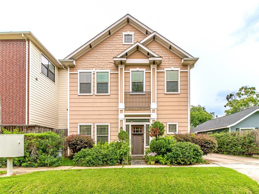Pending | 837 W 25th Street #D Houston, Texas 77008 0