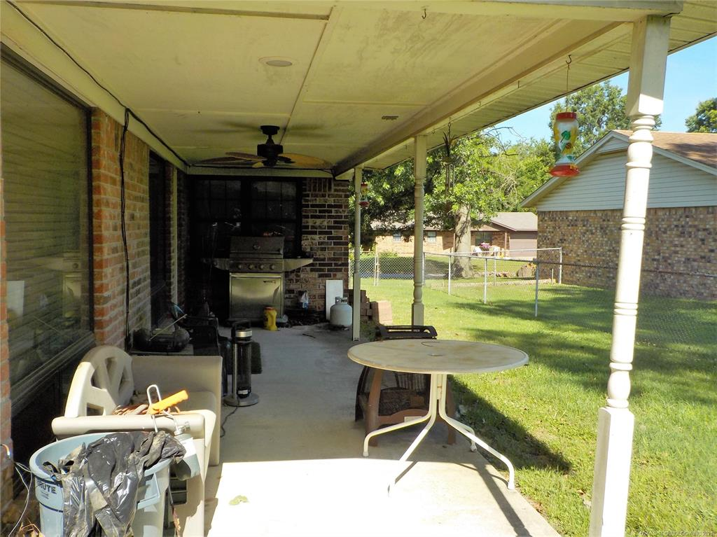 Active | 1819 Southridge Drive Pryor, Oklahoma 74361 4