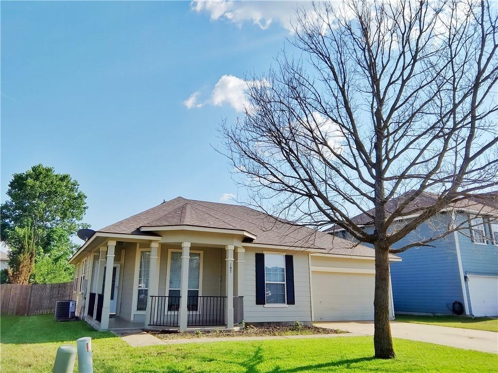 Homes for Lease Rent in Hutto   107 Holmstrom Street Hutto, TX 78634 4