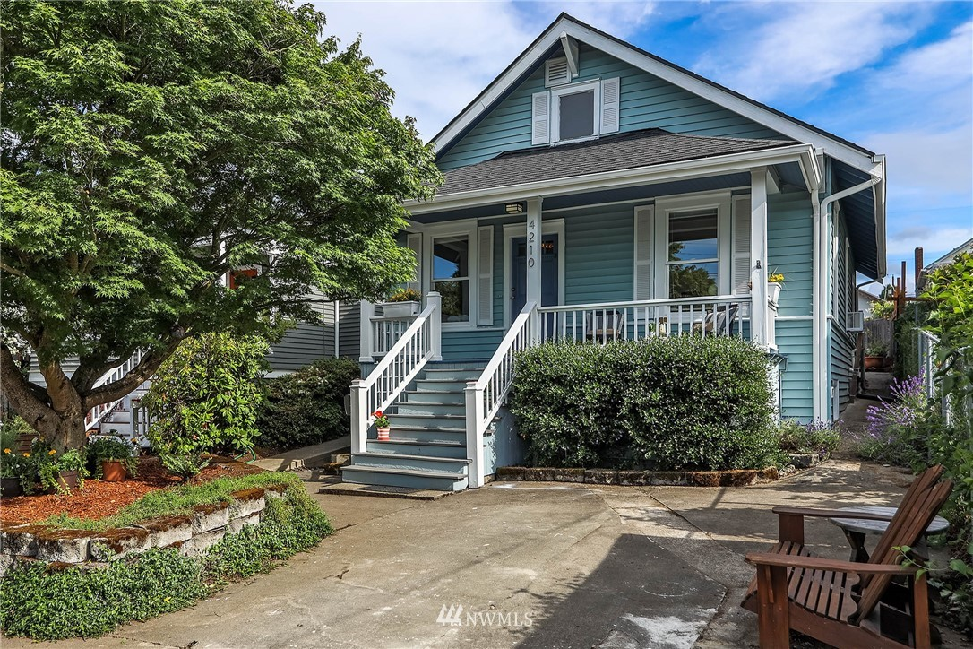Sold Property | 4210 S Spencer Street Seattle, WA 98118 0
