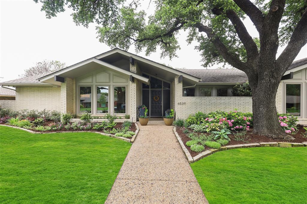 Sold Property | 6539 Briarmeade Drive Dallas, Texas 75254 0