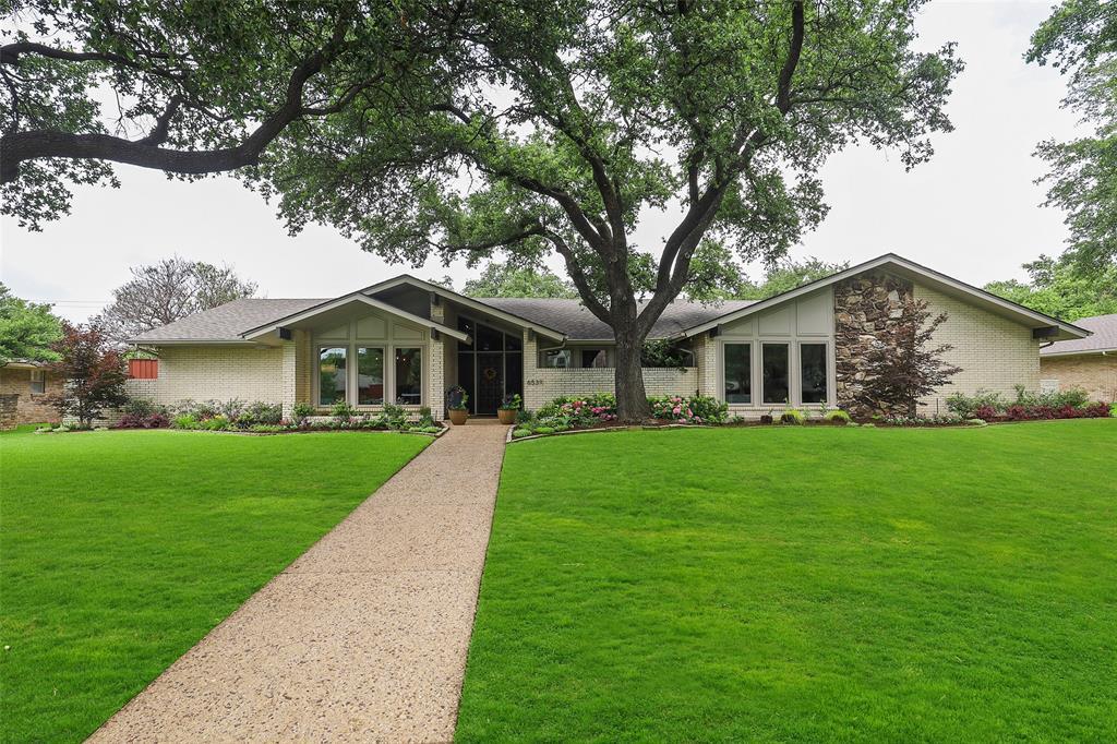 Sold Property | 6539 Briarmeade Drive Dallas, Texas 75254 2