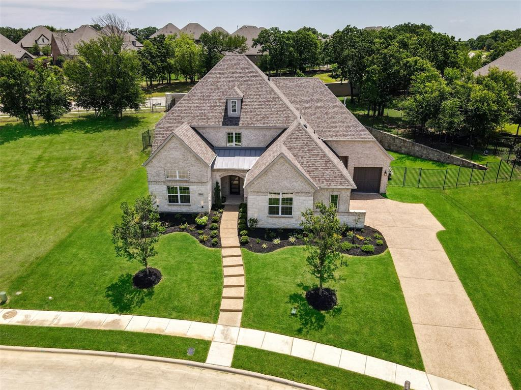 Sold Property   602 Hogans Drive Trophy Club, Texas 76262 1