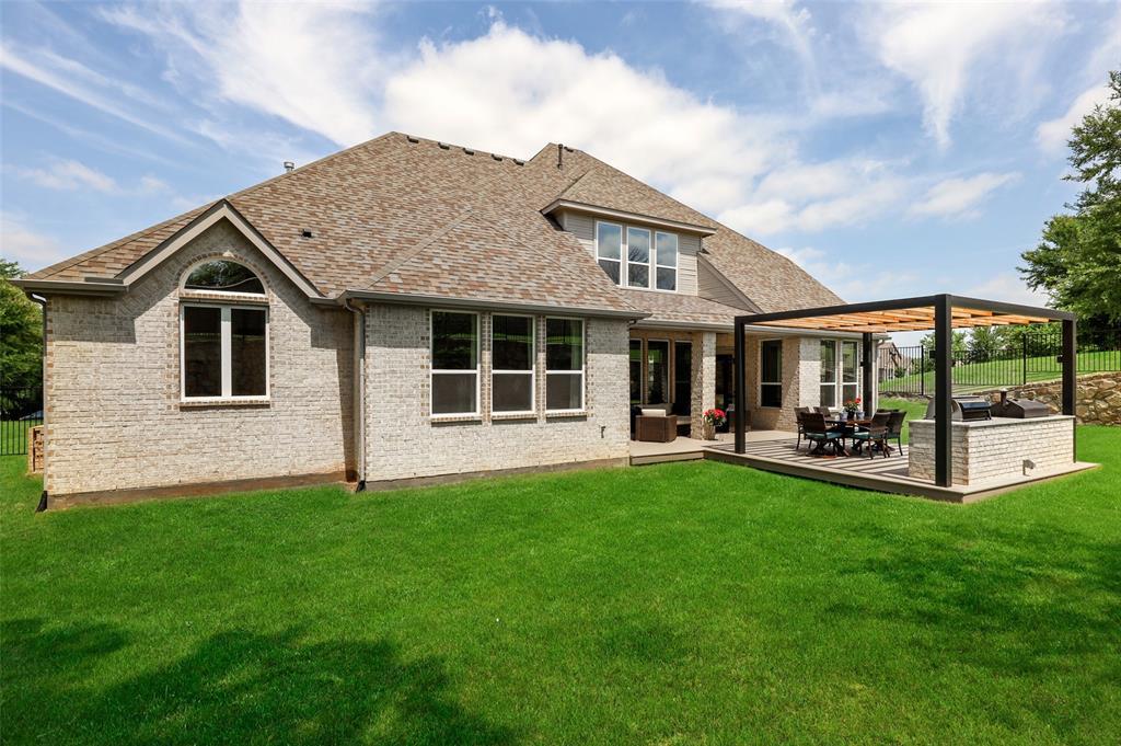 Sold Property   602 Hogans Drive Trophy Club, Texas 76262 36