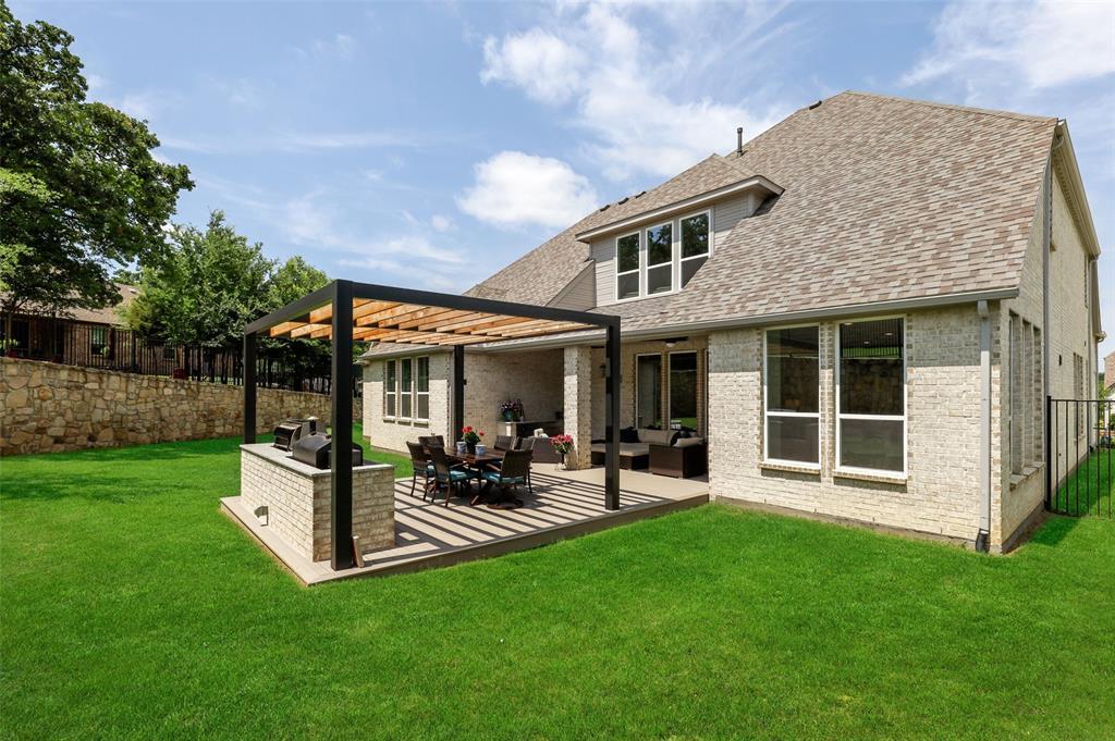 Sold Property   602 Hogans Drive Trophy Club, Texas 76262 37
