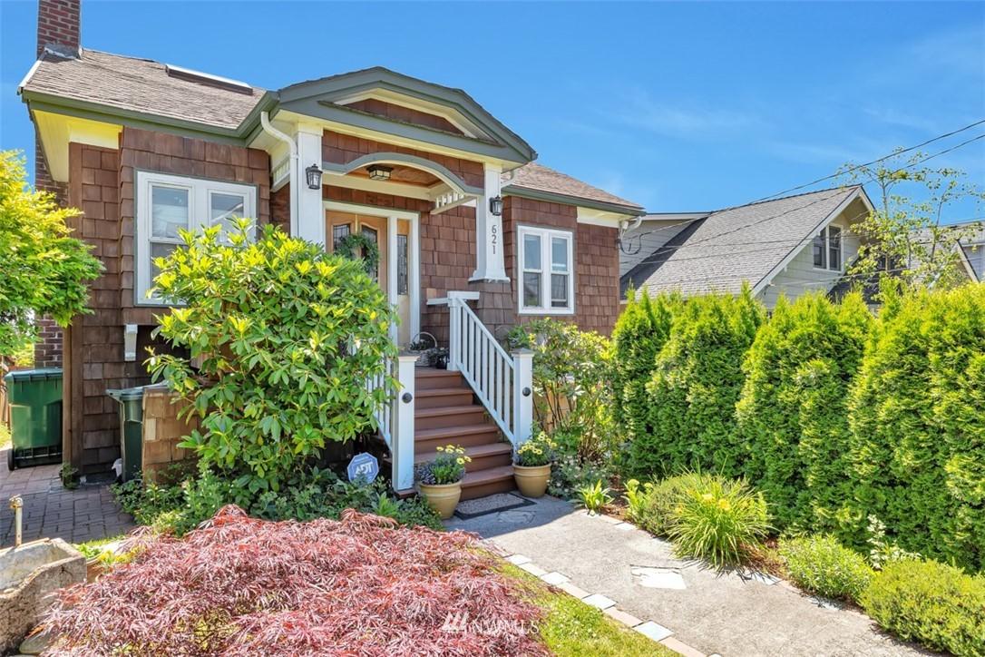 Sold Property | 621 NE 78th Street Seattle, WA 98115 0