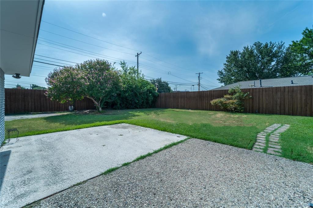 Active   10040 Spokane Circle Dallas, Texas 75229 30
