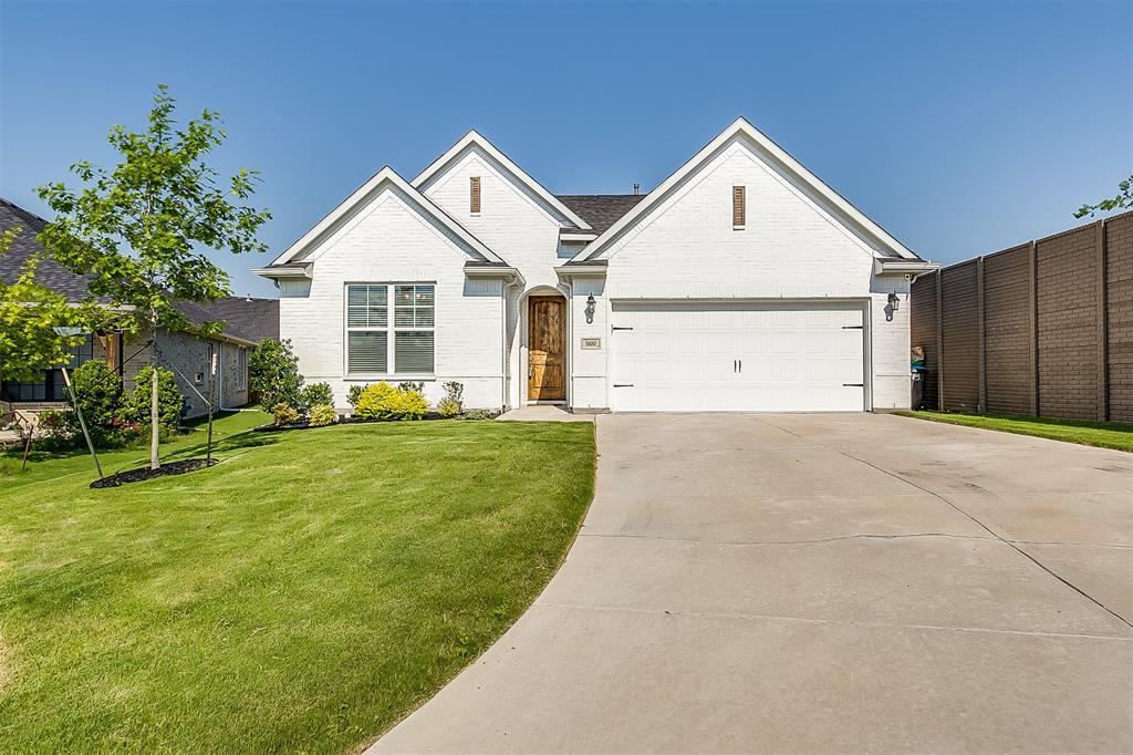 Sold Property | 5100 Gaucho Trail Fort Worth, Texas 76126 1