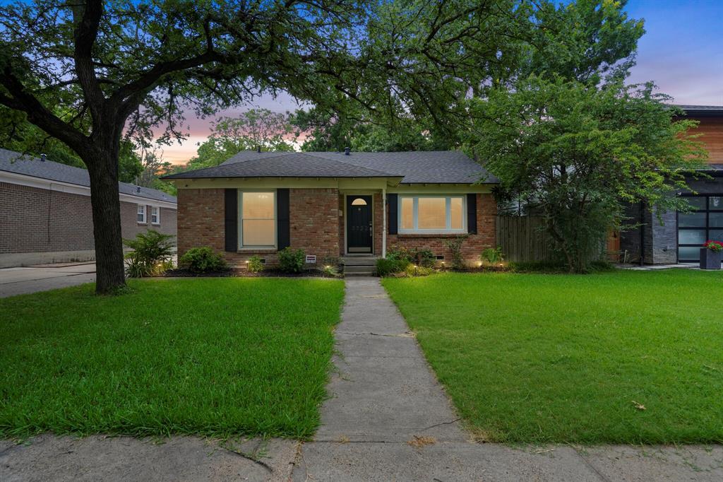 Sold Property | 3722 Park Lane Dallas, Texas 75220 0