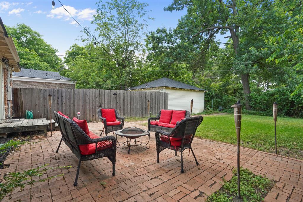 Sold Property | 3722 Park Lane Dallas, Texas 75220 22