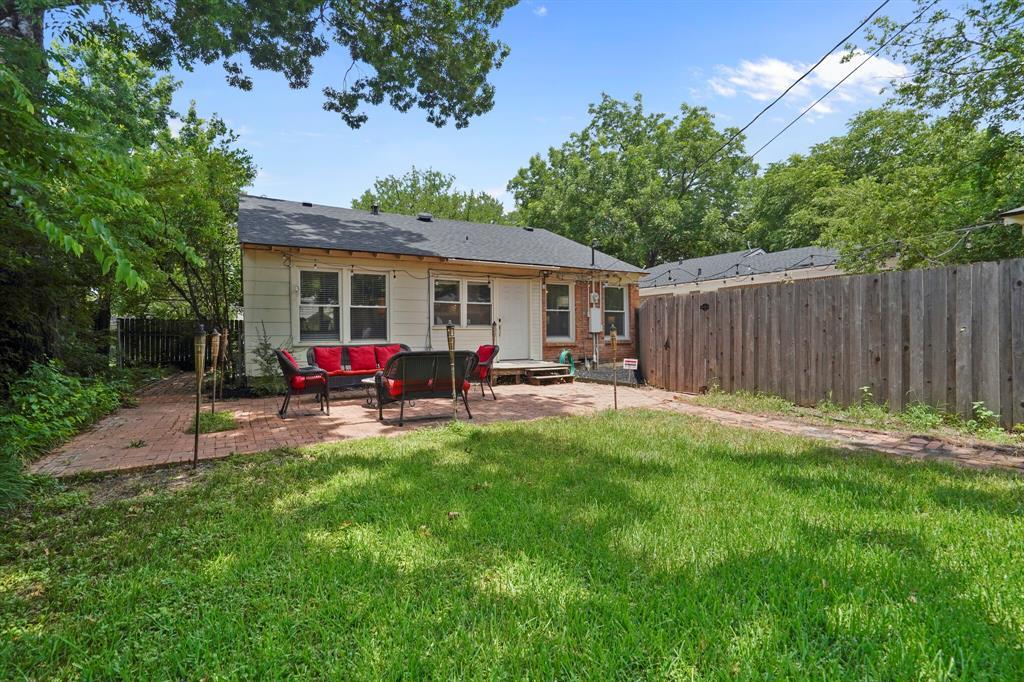 Sold Property | 3722 Park Lane Dallas, Texas 75220 23