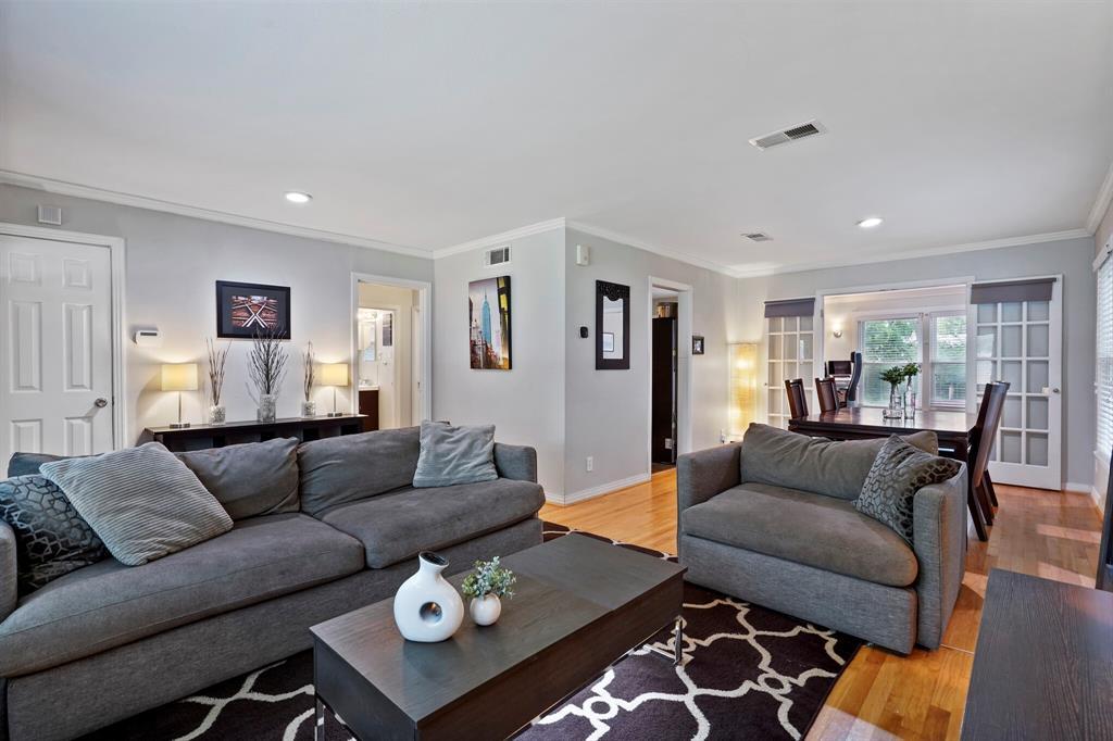 Sold Property | 3722 Park Lane Dallas, Texas 75220 5
