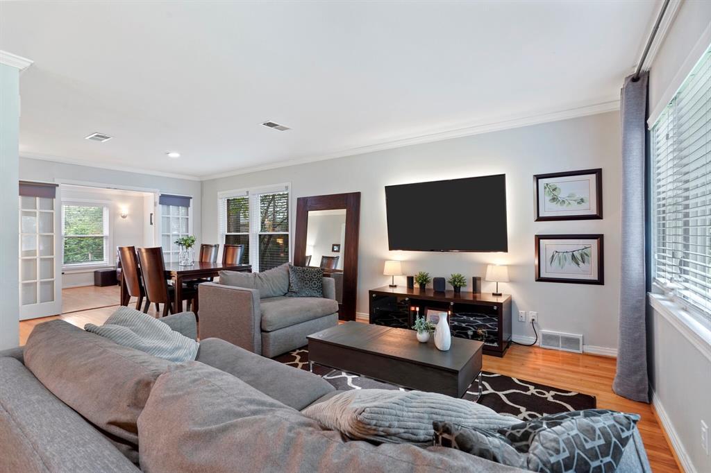 Sold Property | 3722 Park Lane Dallas, Texas 75220 8