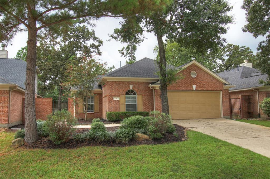 Off Market   53 W Sienna Place The Woodlands, Texas 77382 0