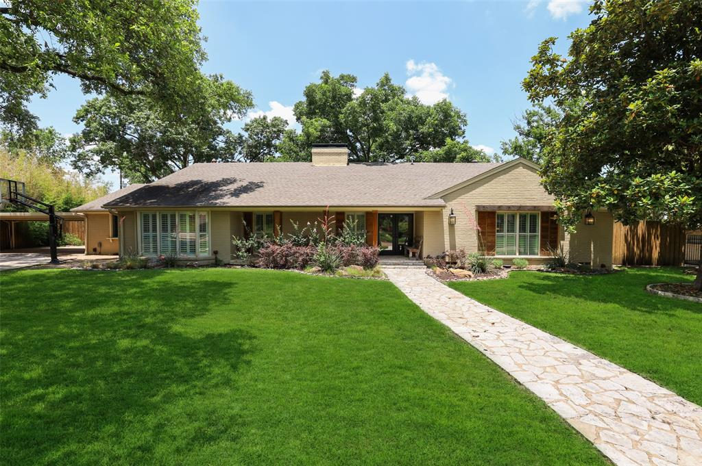 Sold Property | 6609 Ridgeview Circle Dallas, Texas 75240 1