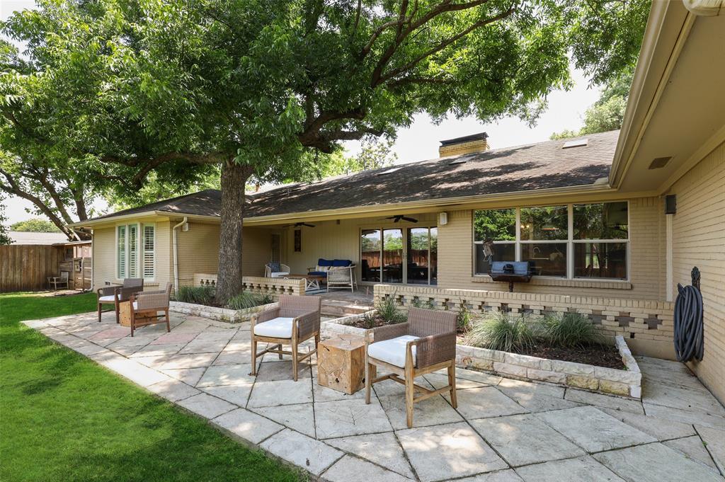 Sold Property | 6609 Ridgeview Circle Dallas, Texas 75240 34