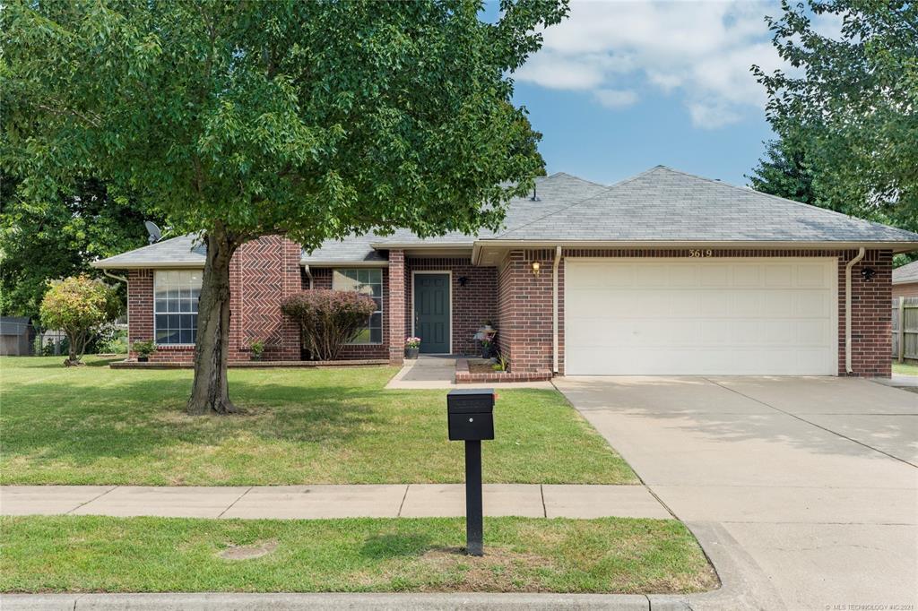 Off Market   3619 S 134th East Avenue Tulsa, Oklahoma 74134 0